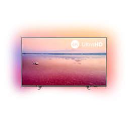 6700 series Téléviseur SmartTV 4KUHD LED