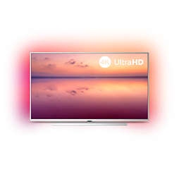 6800 series 4K UHD LED Smart TV
