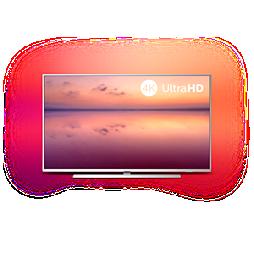 6800 series 4K UHD LED смарт телевизор