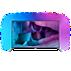 7000 series Ohut 4K UHD -LED-TV Android™-järjestelmille