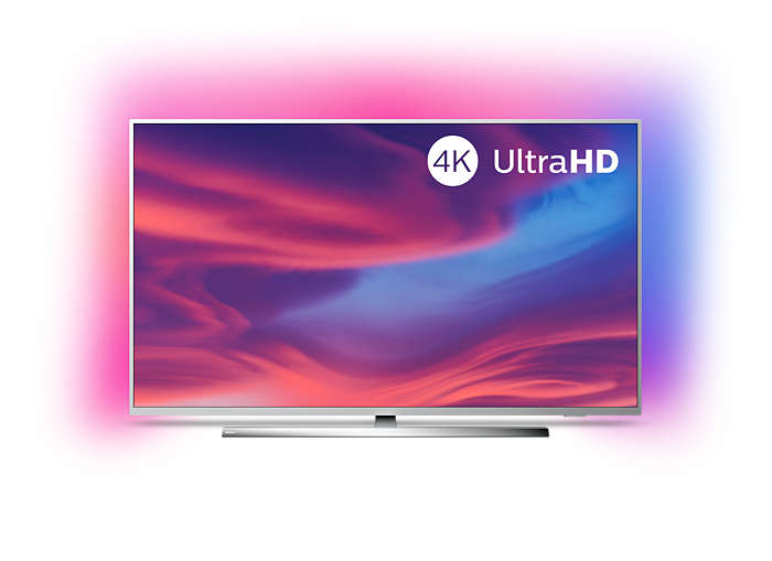 4K UHD-LED-Android-Fernseher