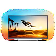 65PUS7502/12 -    Ultratenký televizor srozlišením 4K sAndroid TV