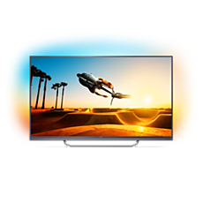 65PUS7502/12  Ultraflacher 4K-Fernseher powered by Android TV™