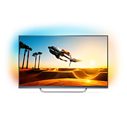 7000 series Ultraslanke 4K-TV powered by Android TV