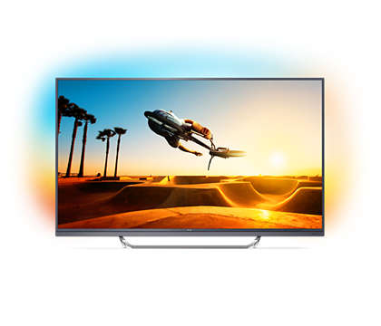 Gücünü Android TV'den alan 4K Ultra İnce LED TV
