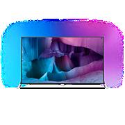 7600 series Сверхтонкий 4K UHD TV на базе ОС Android™