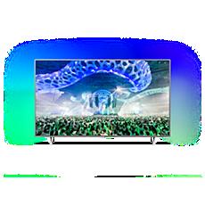 65PUS7601/12  Erittäin ohut 4K-televisio ja Android TV™