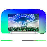 7000 series Erittäin ohut 4K-televisio ja Android TV™