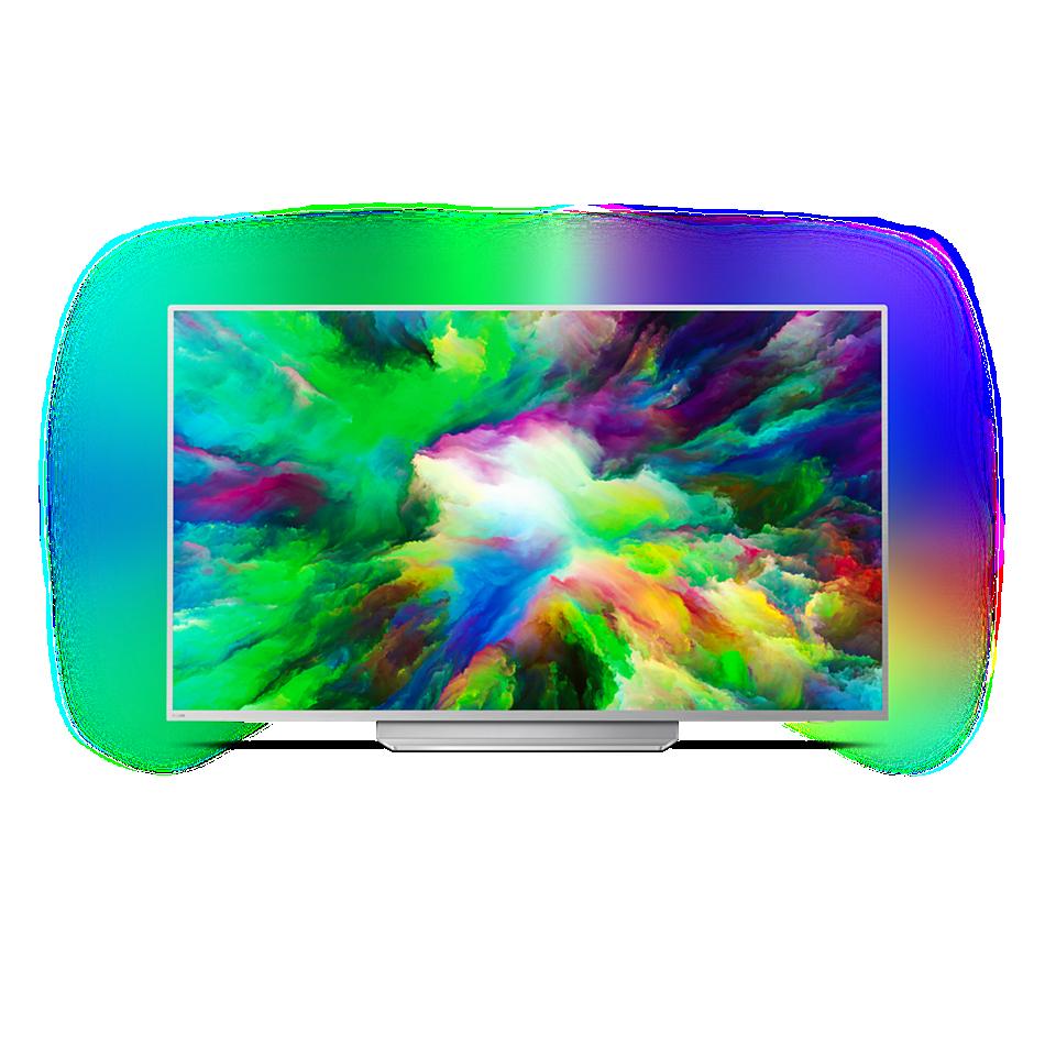 7800 series Erittäin ohut 4K UHD LED Android TV