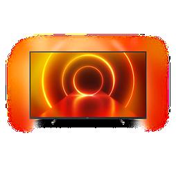 7800 series 4K UHD LED Smart TV