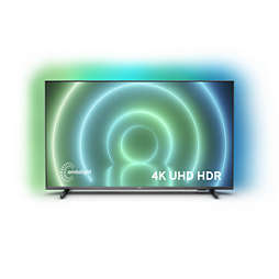 LED 4K UHD Android TV