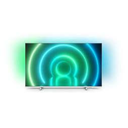 LED 4K UHD AndroidTV