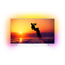 65PUS8102/12  Erittäin ohut 4K-televisio ja Android TV