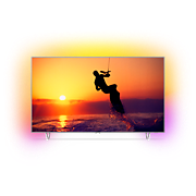 8100 series Ultraslanke 4K-TV powered by Android TV