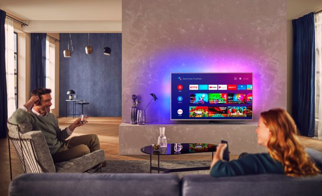 Philips 2020: 8505 + 8535 LCD Series