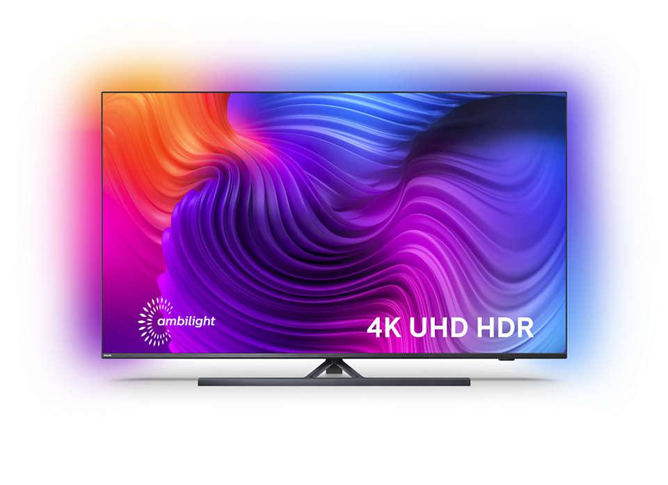 Un téléviseur fascinant