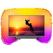 8600 series 4K Quantum Dot LED drevet av Android TV