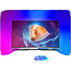 65PUS8700/60 -    Изогнутый 4K LED TV на базе Android TV™