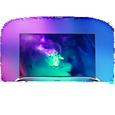 65PUS9109/12  Ultratyndt 4K UHD-TV på Android™-platform