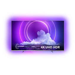 LED LED-televizor 4K UHD z OS Android TV