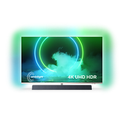 9000 series 4K UHD Android TV – Bowers & Wilkins -äänentoisto