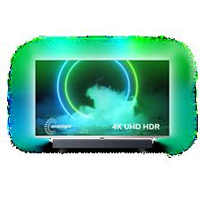 65PUS9435/12 LED טלוויזיה Android עם 4K UHD, Bowers&Wilkins Sound