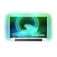 "65PUS9435/12 LED 4K UHD ""Android"" televiz. – ""Bowers&Wilkins"" garsas"