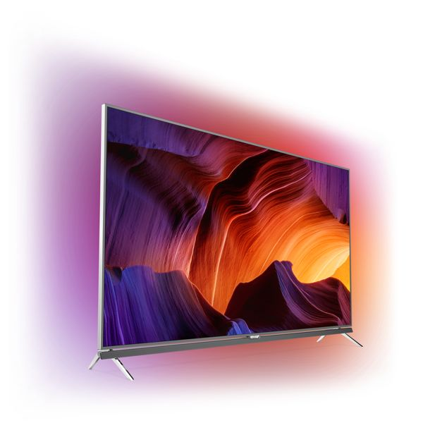Philips 2015: 9600 Ultra HD Series with Android TV