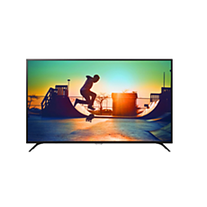 65PUT6023/56  4K Ultra Slim Smart LED TV