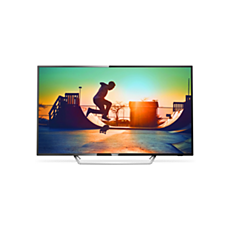 65PUT6162/56  4K Ultra Slim Smart LED TV
