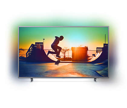 Ultra Slim 4K UHD LED Smart TV