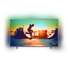 65PUT6703/56  4K Ultra Slim Smart LED TV