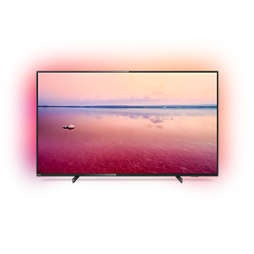 6700 series 4K UHD، LED، Smart TV