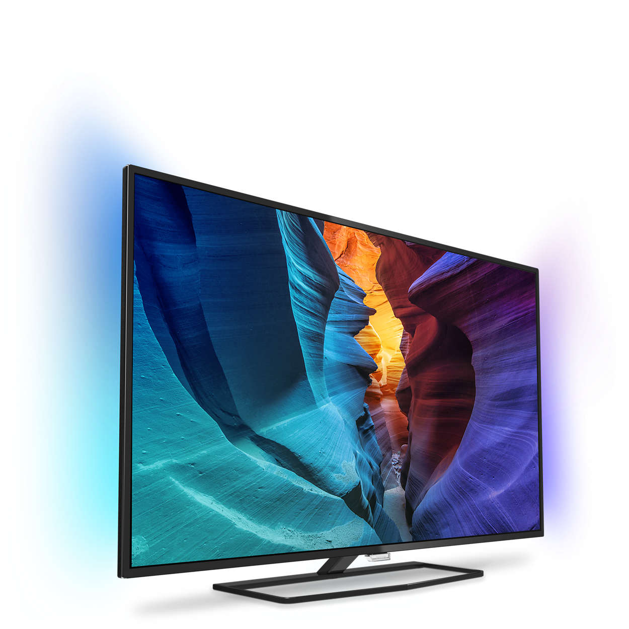 4K UHD Slim LED TV powered by Android