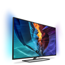65PUT6800/56  4K UHD Slim LED TV powered by Android™