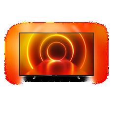 65PUT7805/56  4K UHD، LED، Smart TV