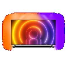 65PUT8516/56  4K UHD، LED، تلفزيون بنظام Android