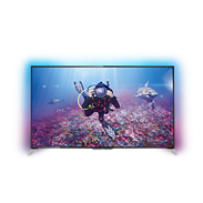 "Philips 8600 series Ultra Slim Smart 4K Ultra HD LED TV 65PUT8609S 165 cm (65"") 4K Ultra HD LED TV Dual Core DVB-T/T2 with Smart TV and Pixel Plus Ultra HD"