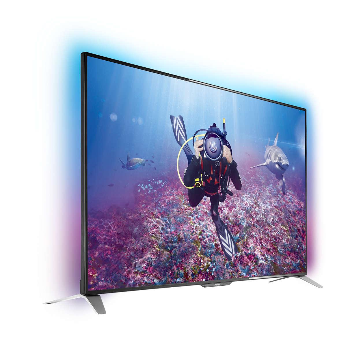 2c7a58ad69253 Ultra Slim Smart 4K Ultra HD LED TV 65PUT8609 79