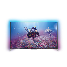 65PUT8609/98 -    Ultra Slim Smart 4K Ultra HD LED TV