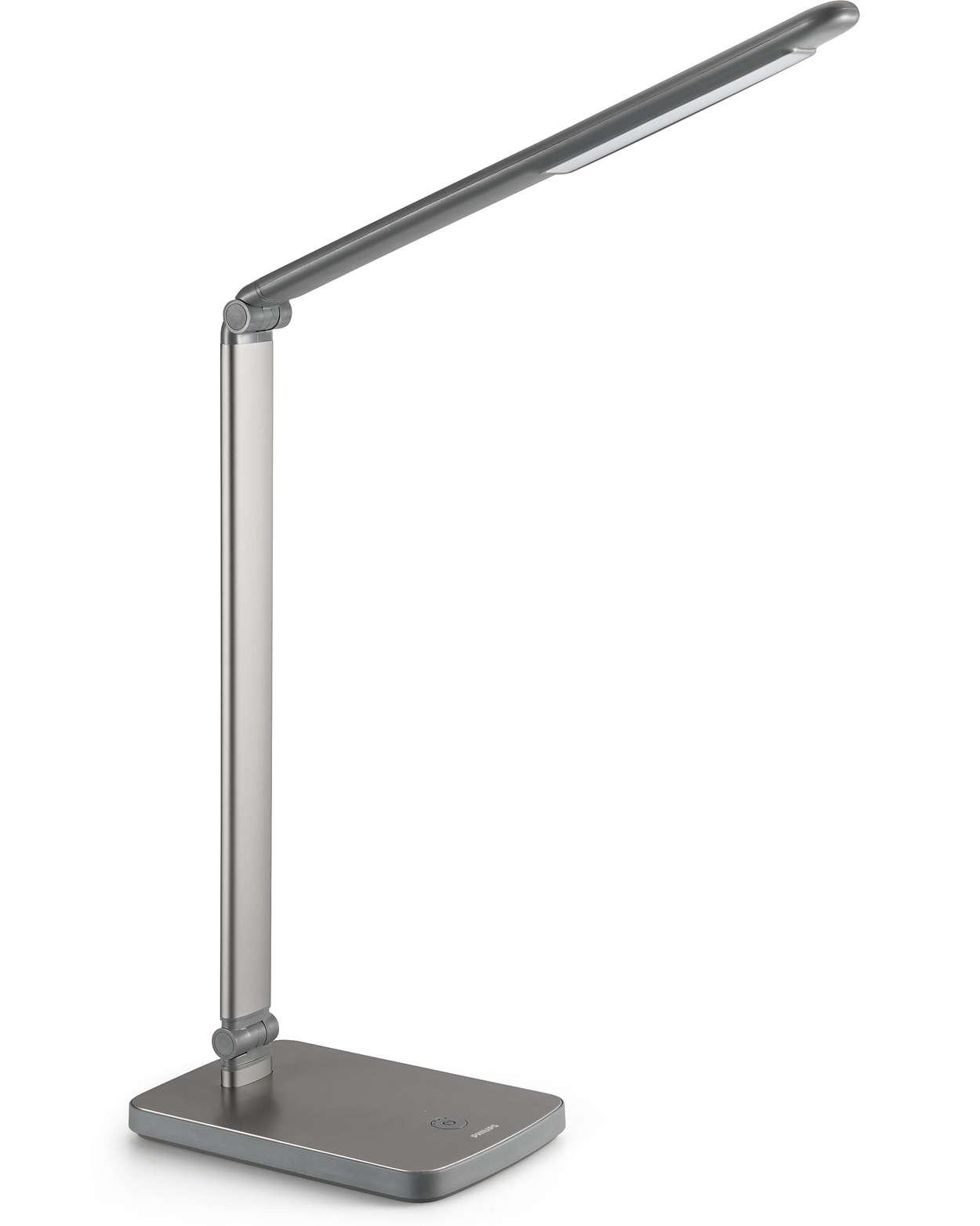 reliable desk lighting
