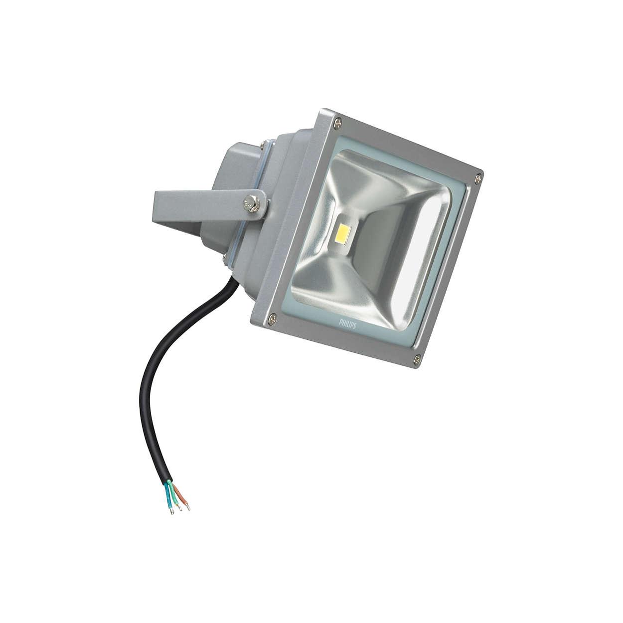 QVF LED – mały kompaktowy projektor LED