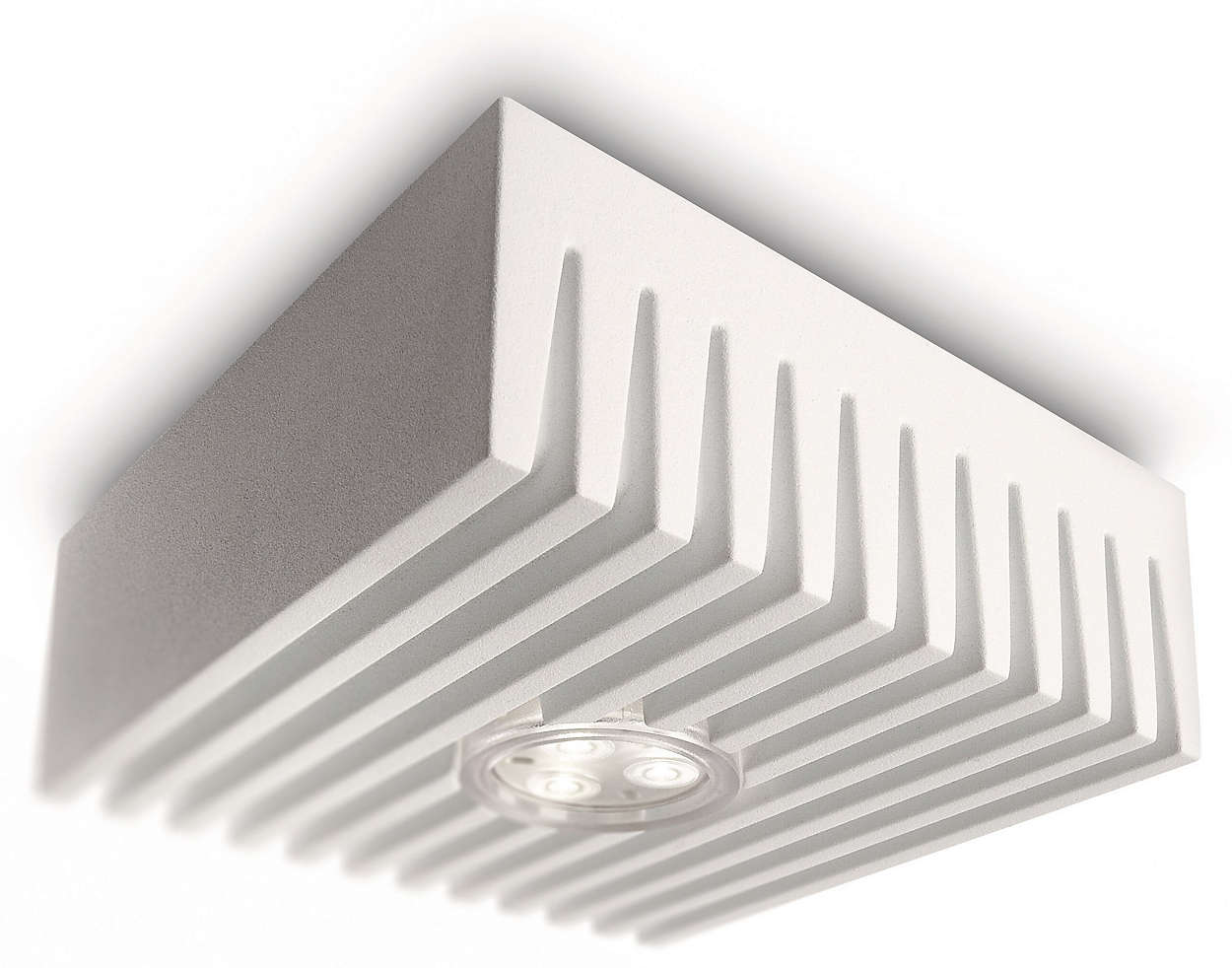 Giving light a new experience