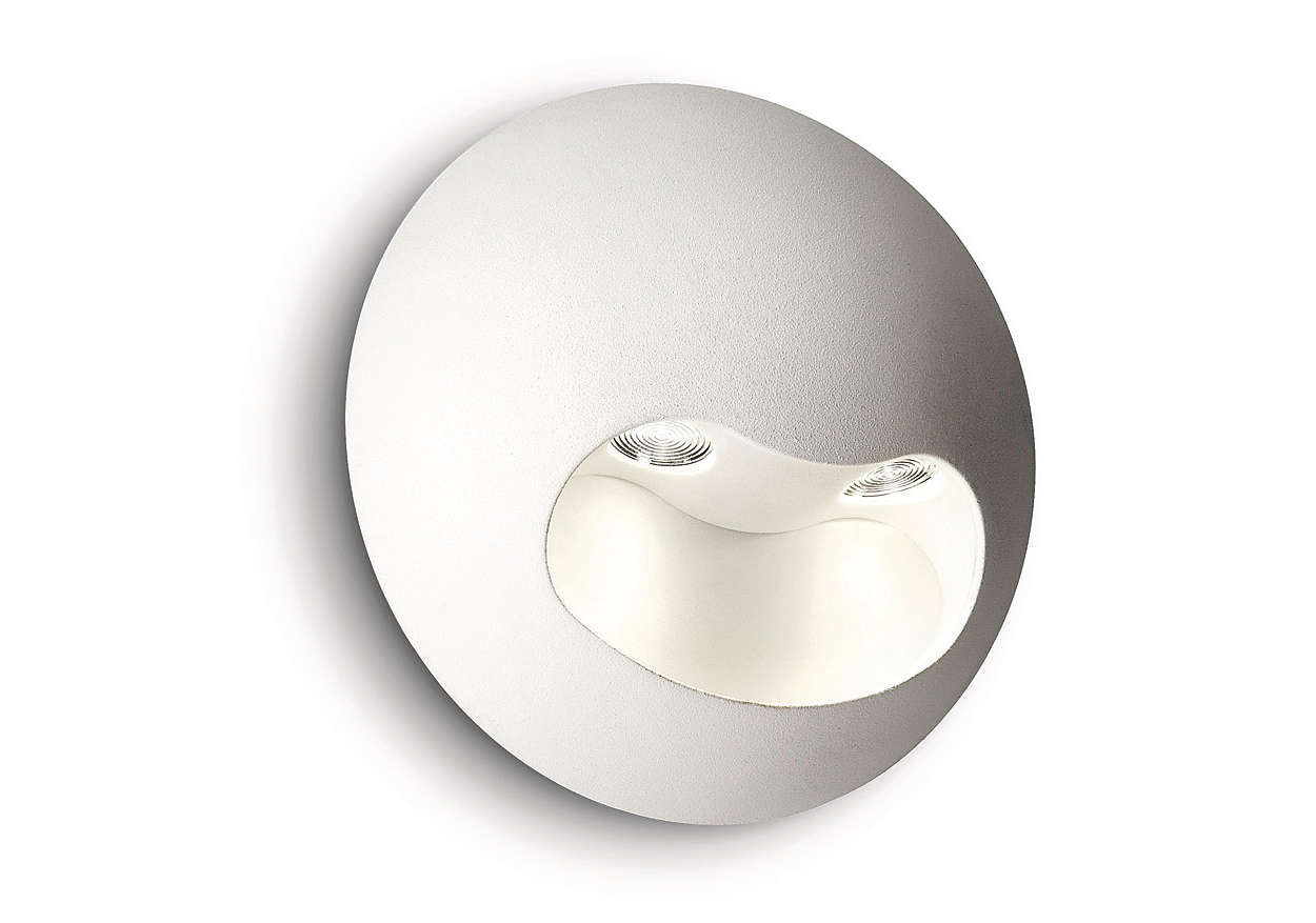 Wall light 690853186 philips giving light a new experience mozeypictures Image collections