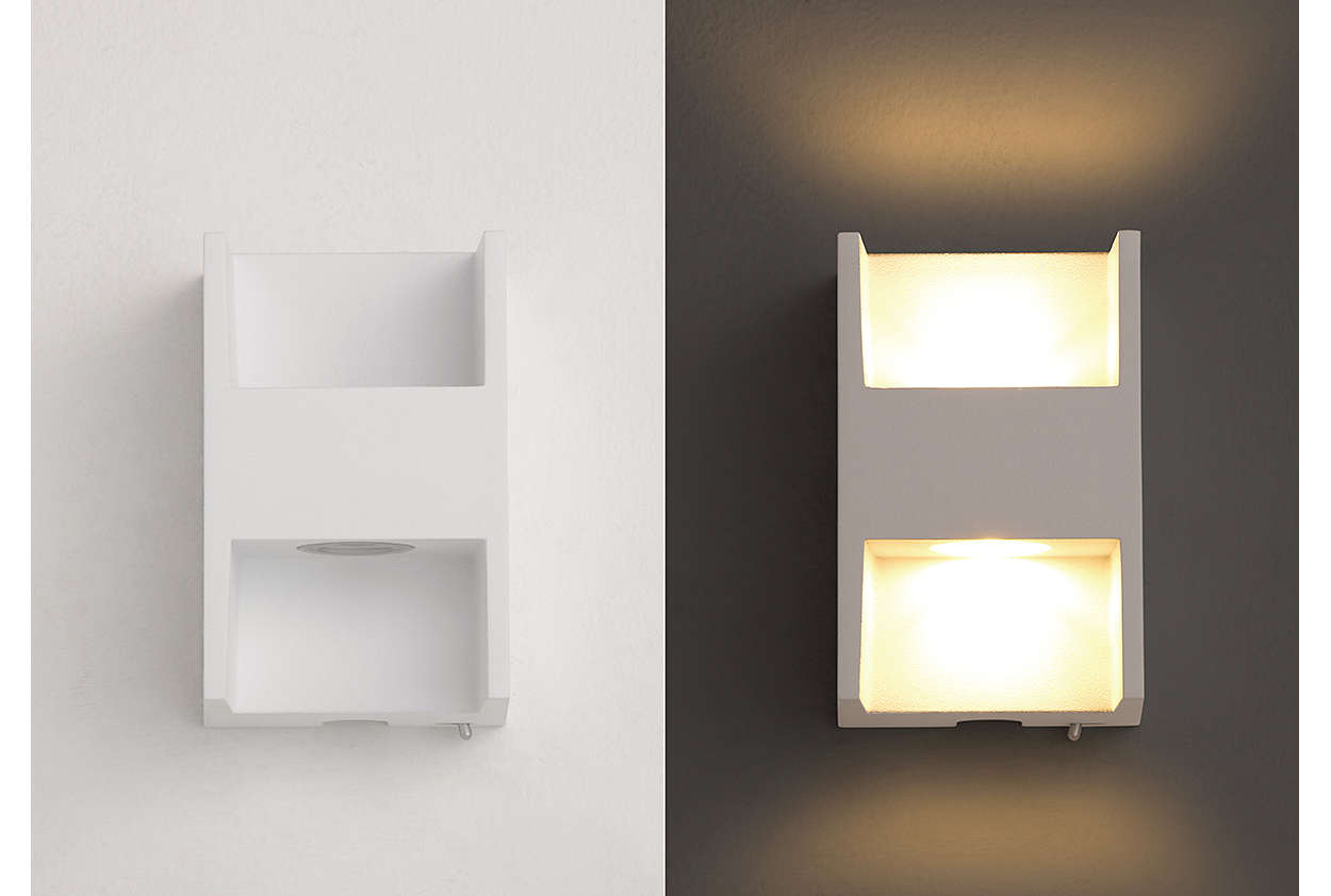 Wall light 690878716 philips giving light a new experience aloadofball Image collections