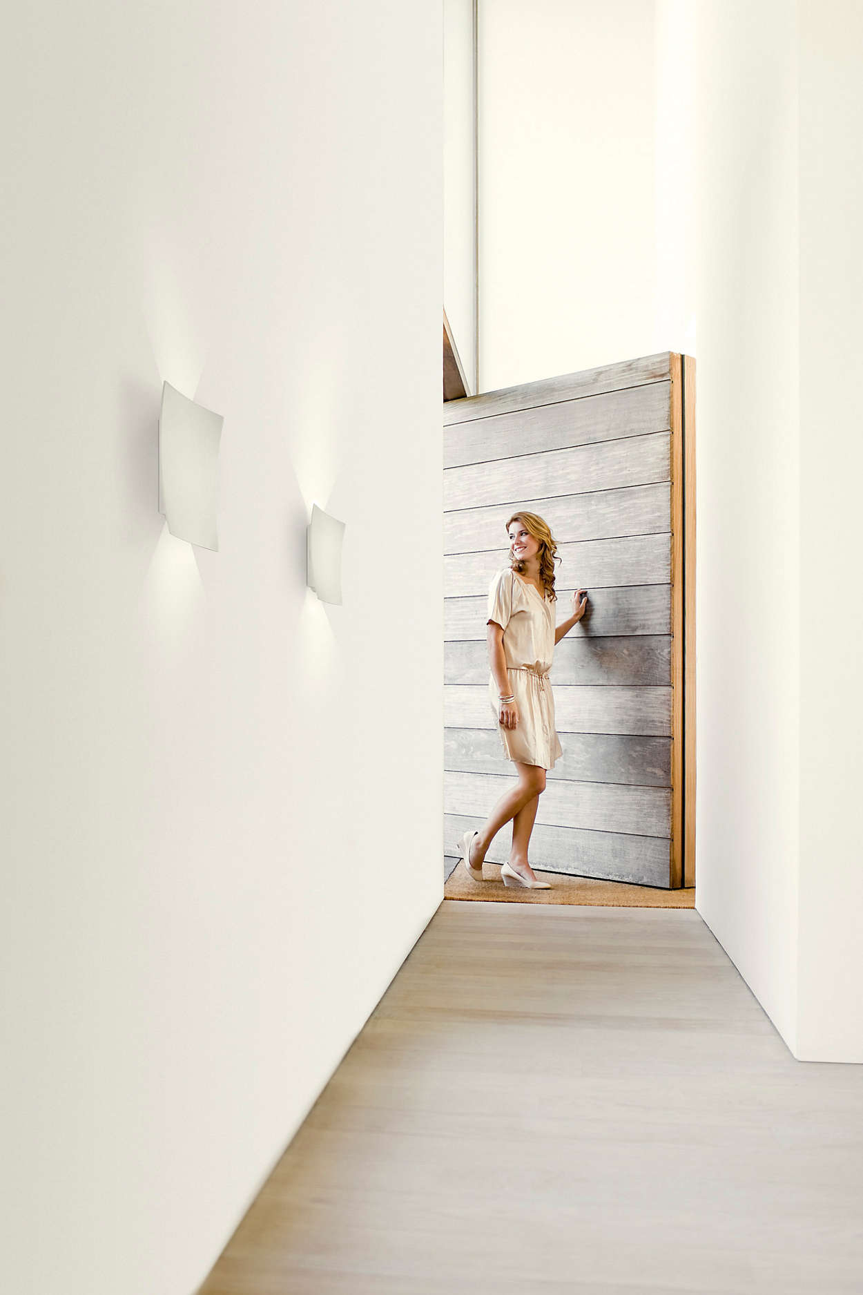 Wall light 690893186 philips giving light a new experience aloadofball Image collections