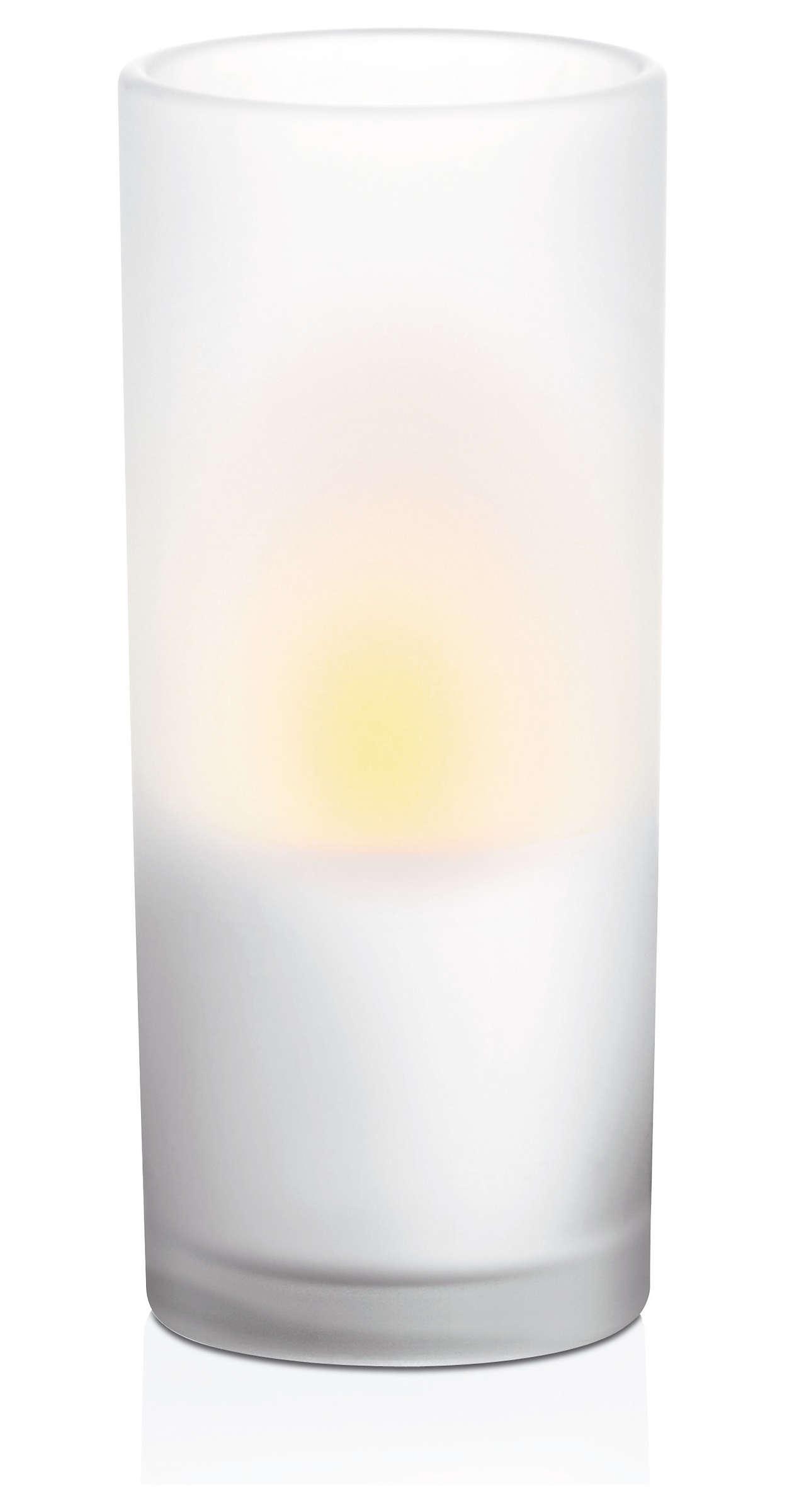 Оцветете света си със светлина