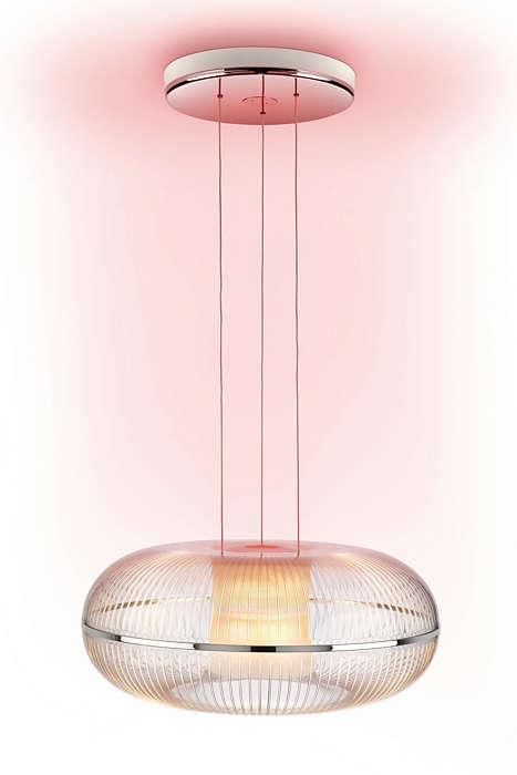 Teremtsen az adott pillanathoz megfelelő világítást!