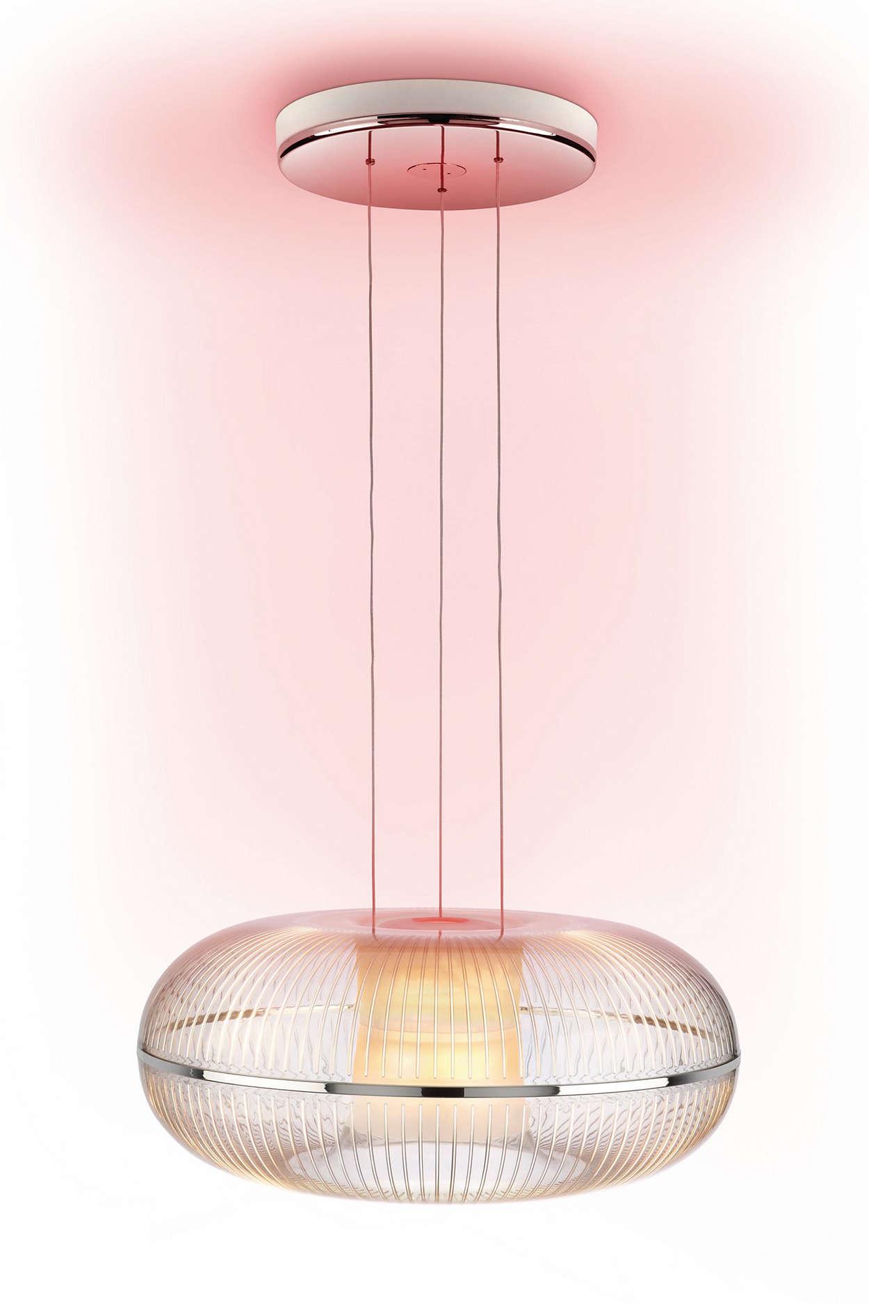 Skapa rätt ljus för stunden