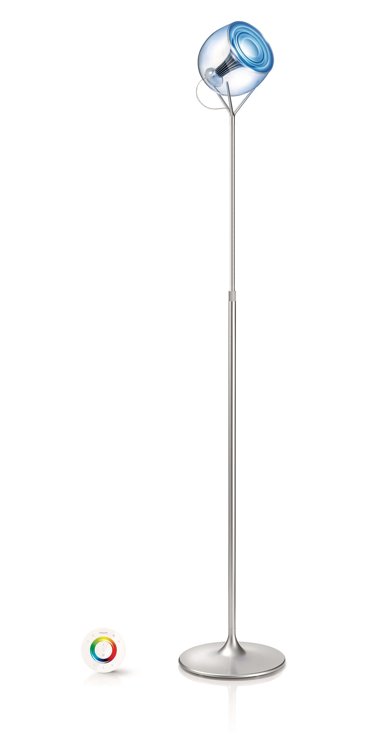 Clear Floor Lamp Tall 6917548ph Philips